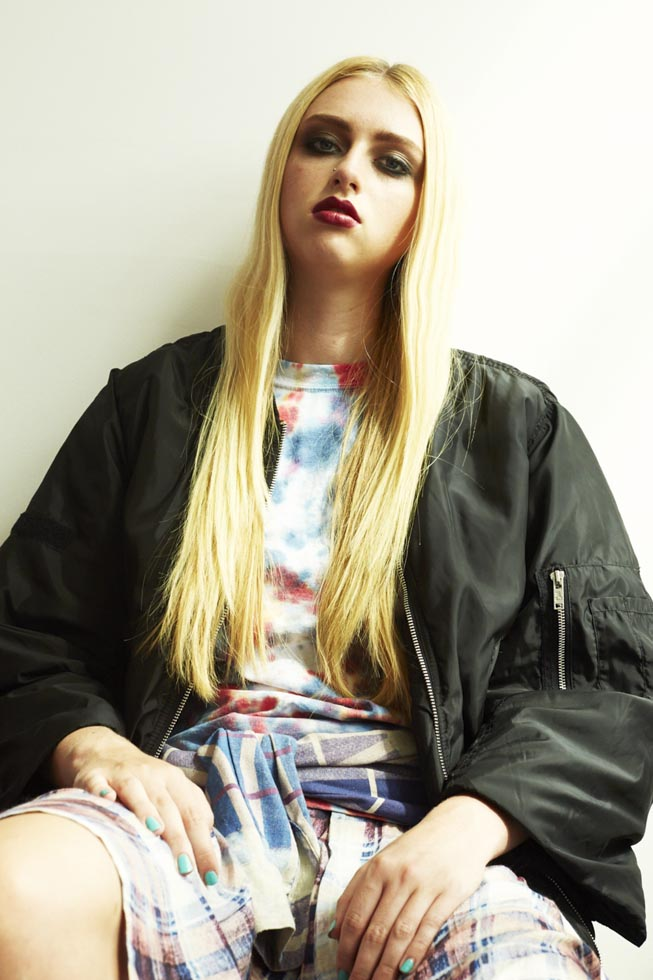 Look 3-  Paola Vivas- Old Tat- Brat Girl-16-2