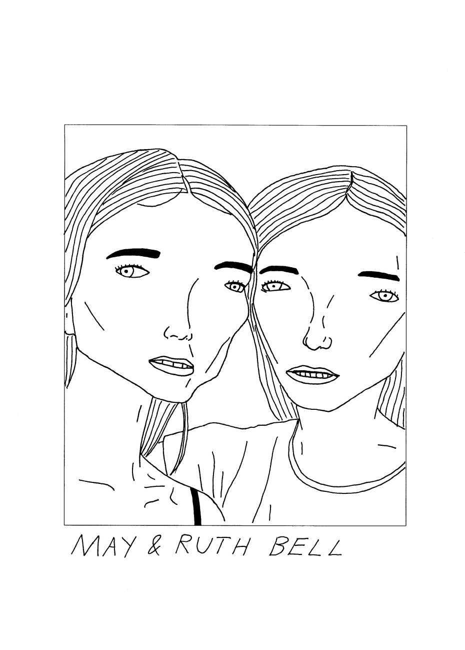 may and ruth bell copy