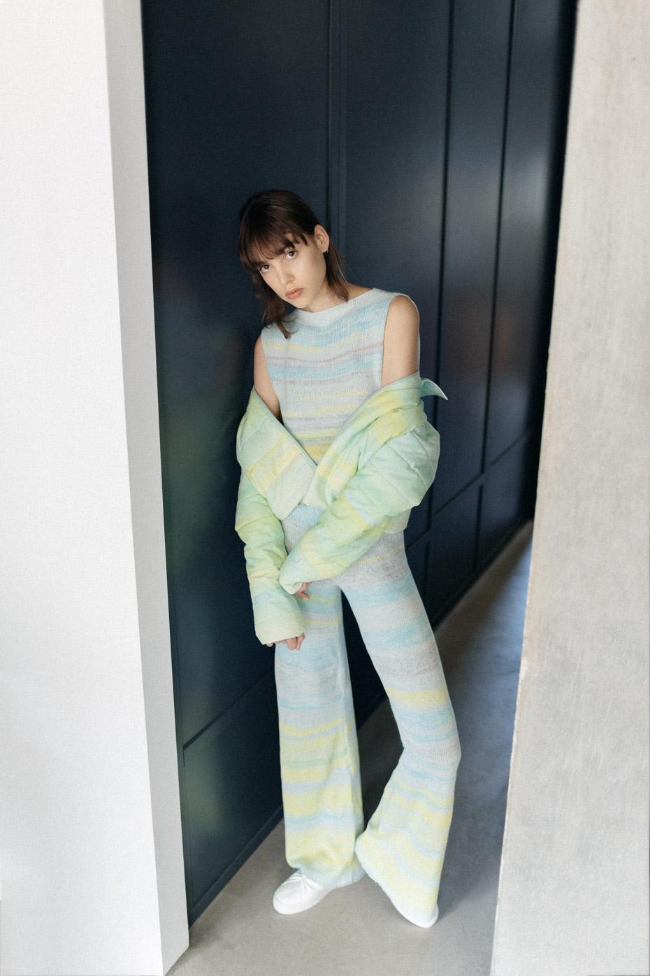 Paint me Down_Jill_Via Models by Paul Aidan Perry 5